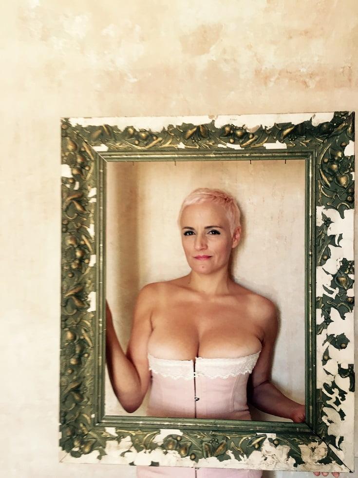 Lisa Ghilarducci quadro